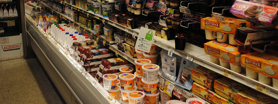 Sales and Marketing  (Sector Header: Food on Supermarket Shelves)