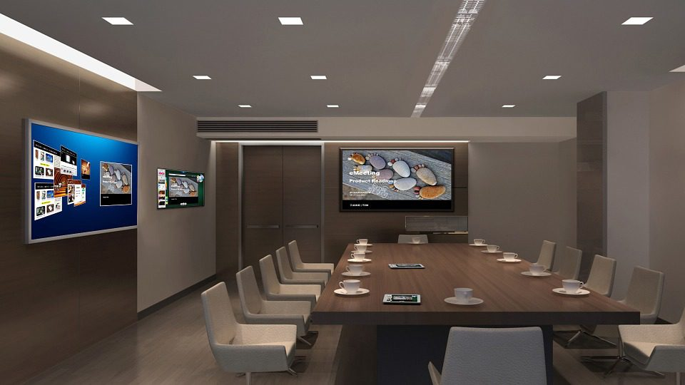Civil Service  (Sector Header: Meeting Room)