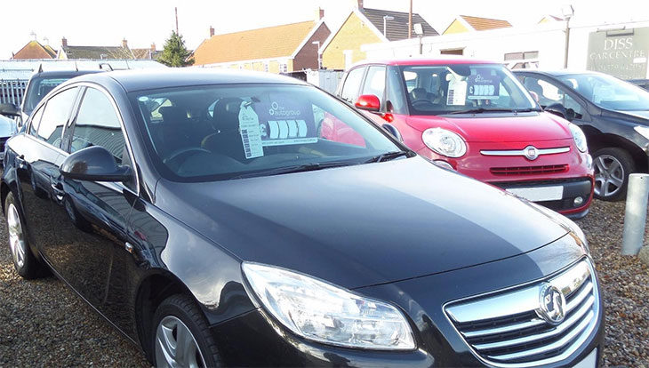 Company Image (DISS CAR CENTRE: Cars on Sale)