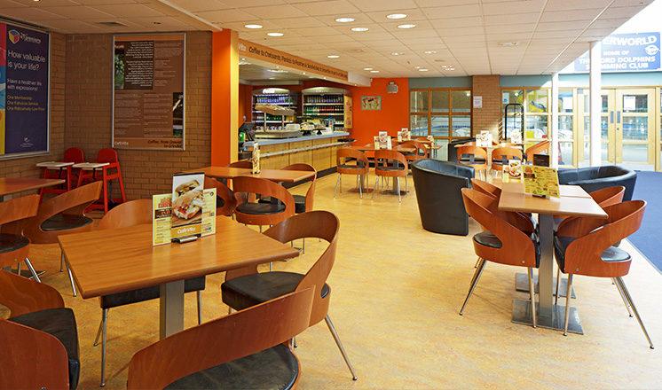 Organisation Image (Breckland Leisure Centre & Waterworld: Cafe)
