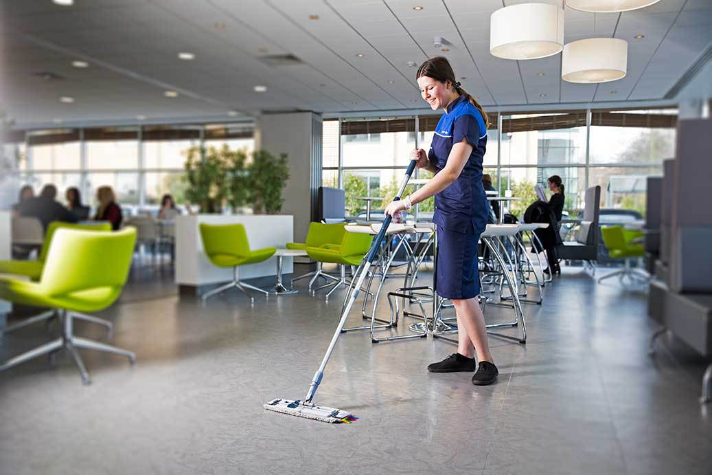 Company Image: (Atalian Servest:  Cleaning Services)