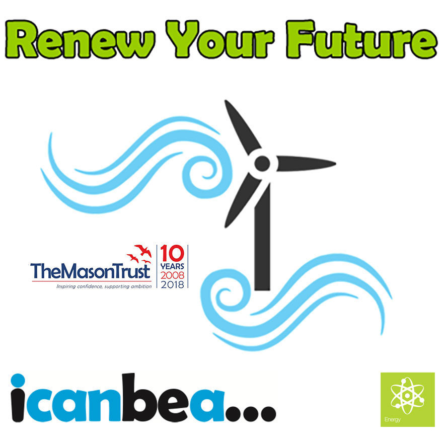 Organisation Image (icanbea... Renew Your Future)