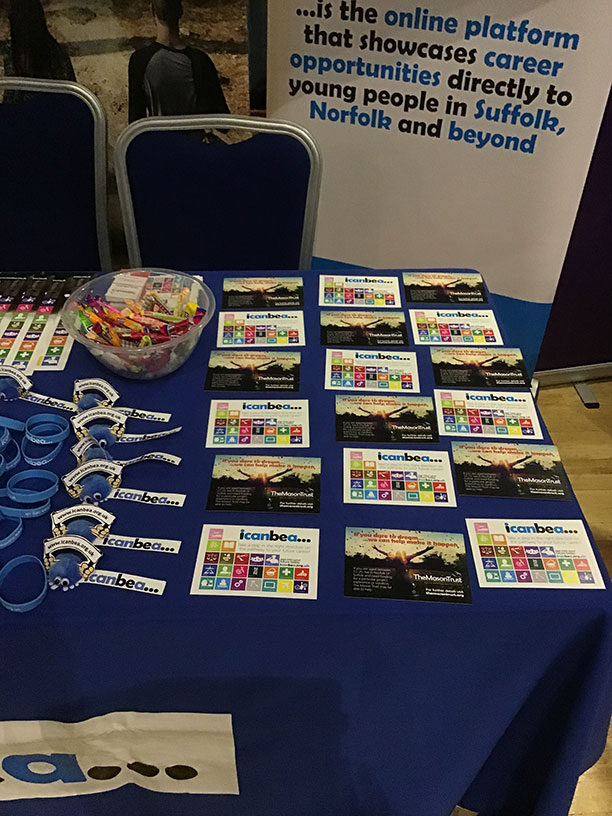 News Image (Yes I Can Event: icanbea... stand 3)