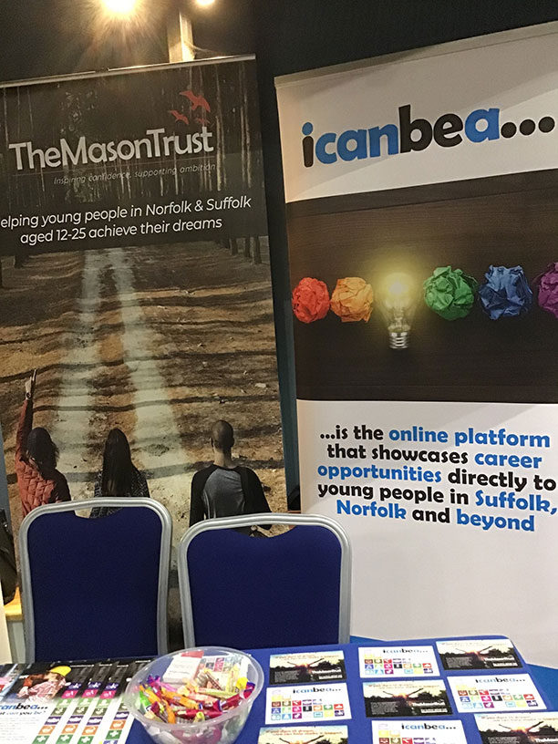 News Image (Yes I Can Event: icanbea... stand 2)
