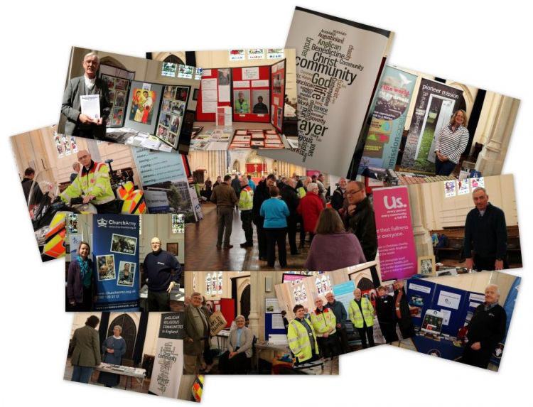 Organisation Image (Diocese of St Edmundsbury and Ipswich: Events montage)