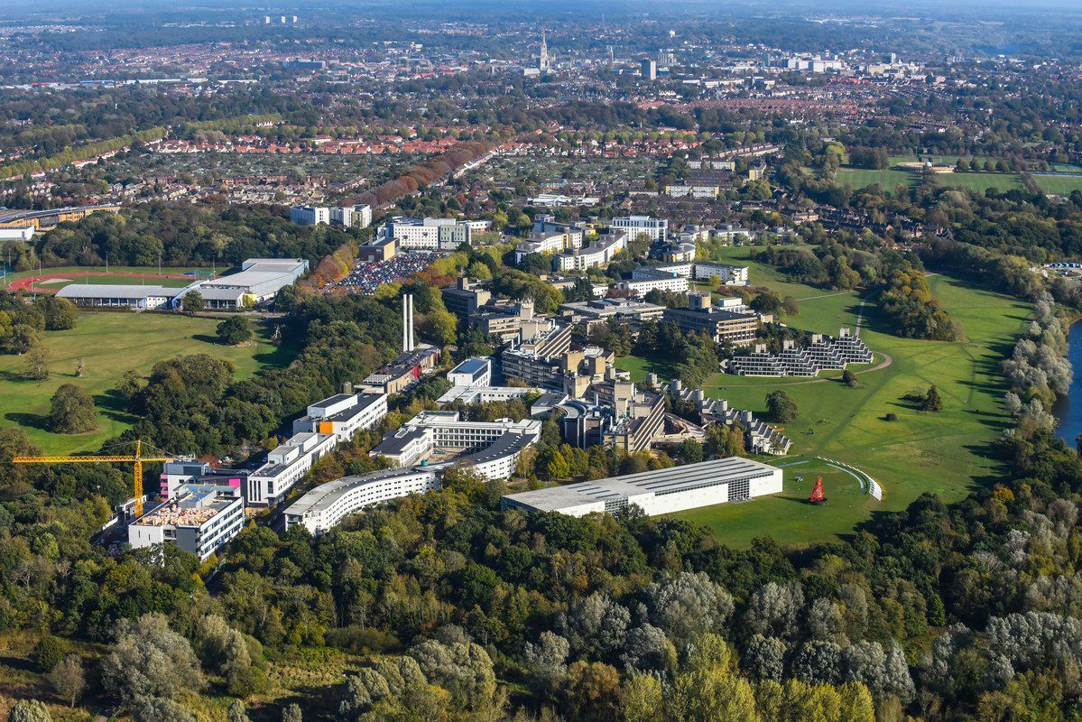 UEA - Campus Overview