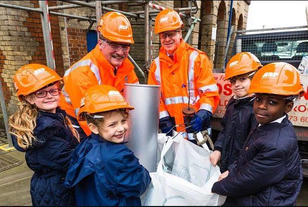 Company Image (Associated British Ports: Community Work)