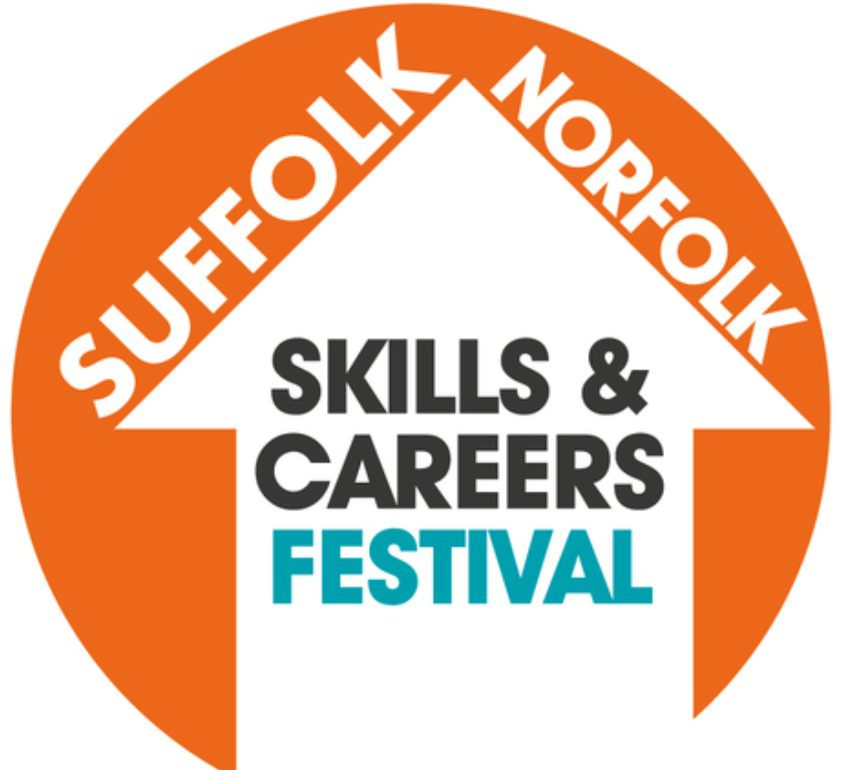Suffolk Skills And Careers Festival Logo 2