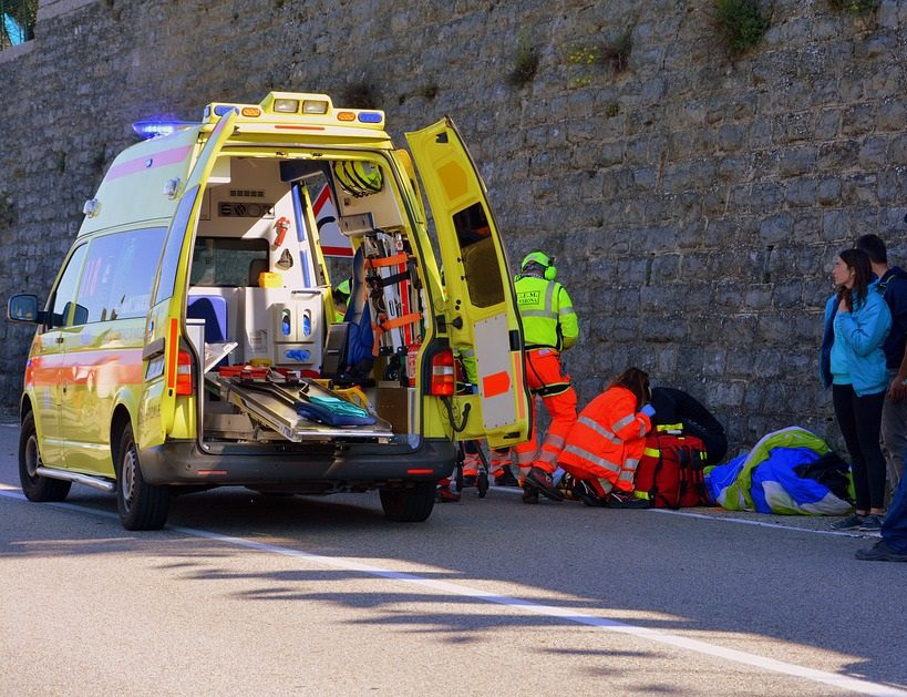 Emergency Medical Services Accident