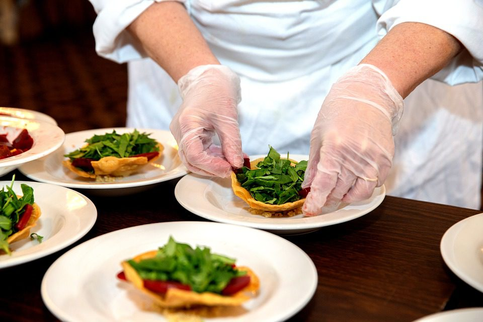 Hospitality Chef Hands