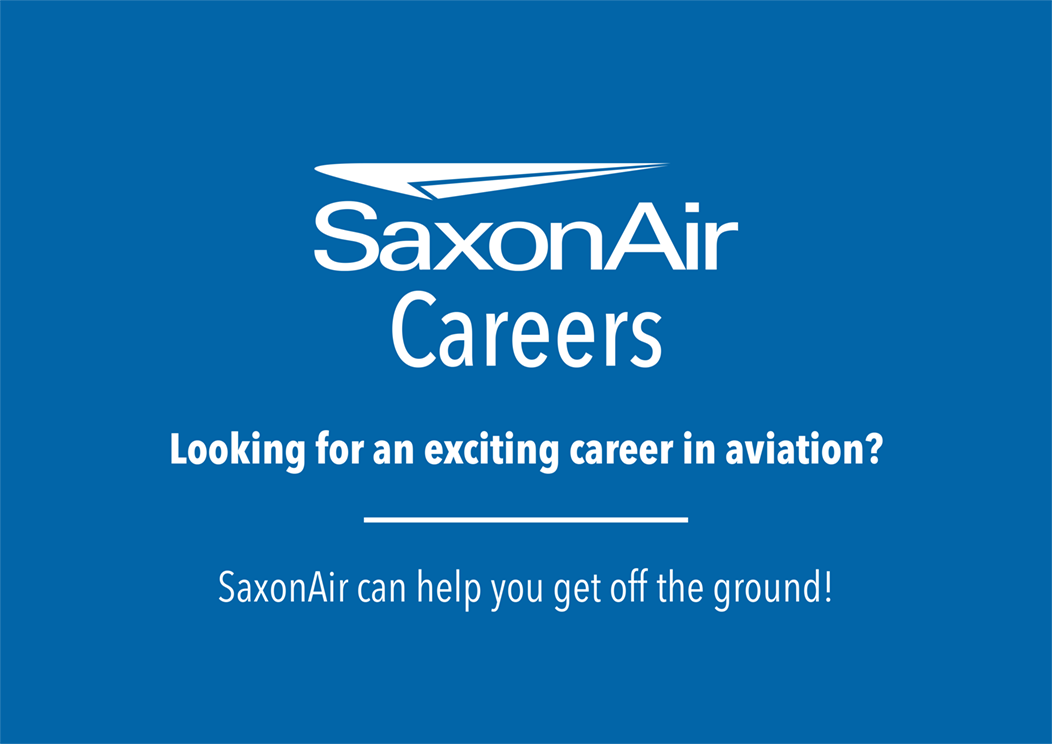Company Image : Saxonair Career Pathways Route 1