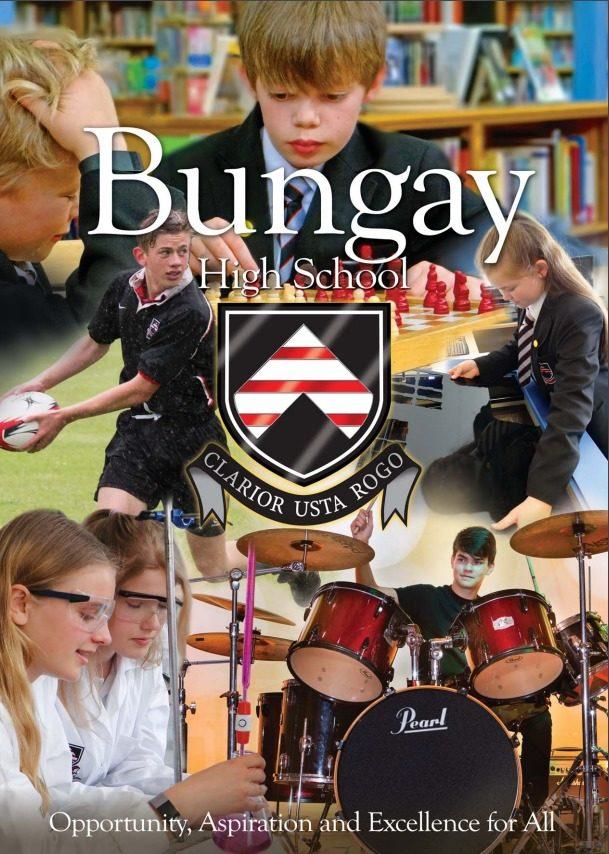 Bungay High School Prospectus
