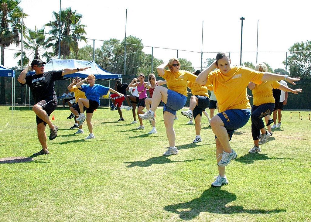 Job Idea : Fitness Instructor (2)