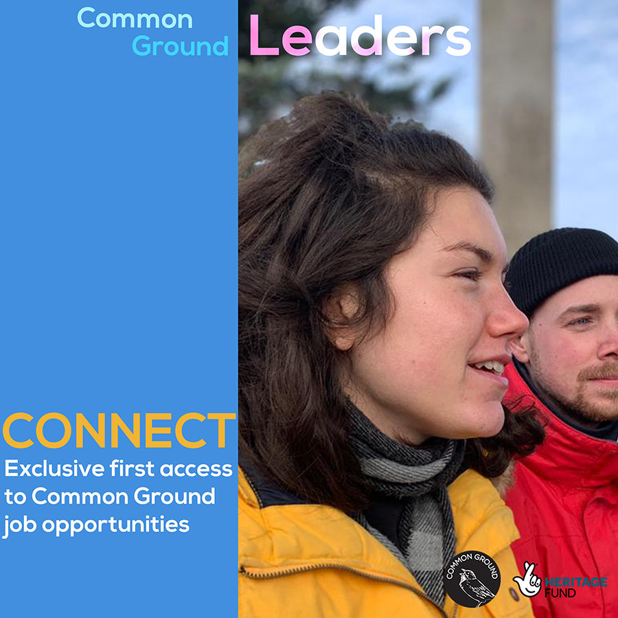Common Ground Leaders (Connect)