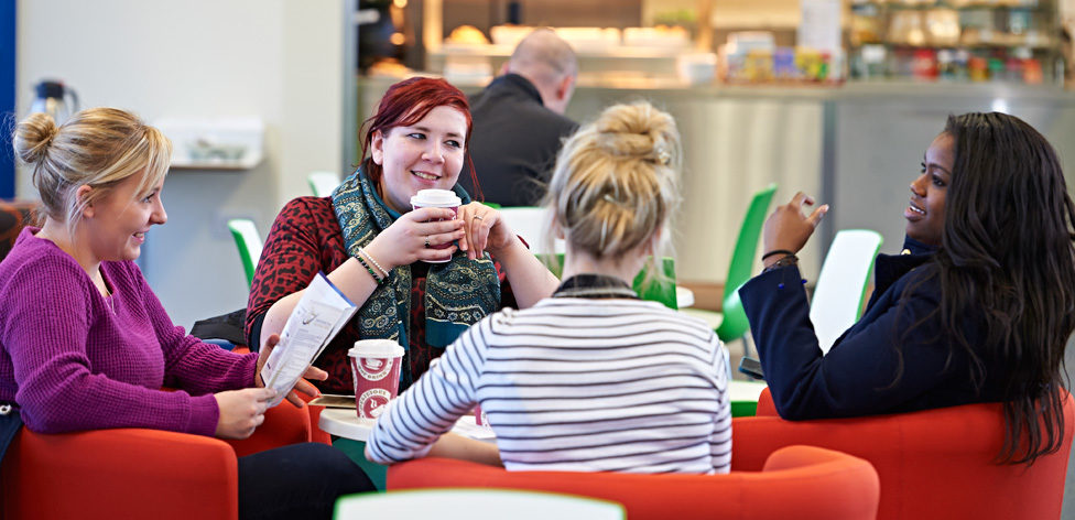 Organisation Image (Anglia Ruskin University: Cafe In Guild House)