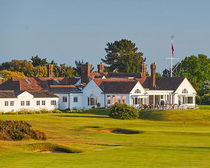 Organisation Image (Aldeburgh Golf Club: Club House)