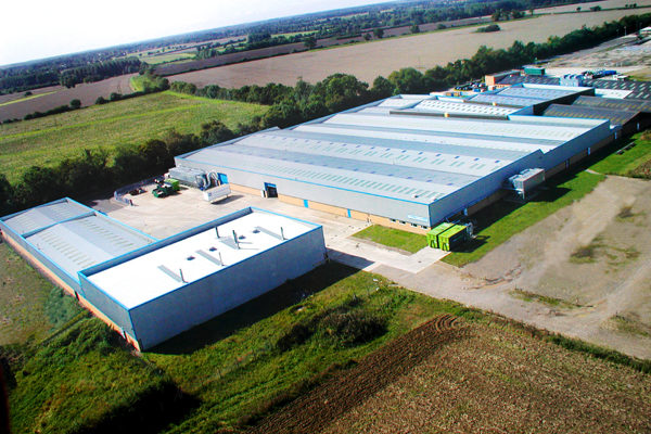 Company Image (Lee & Plumbton: Factory Aerial)