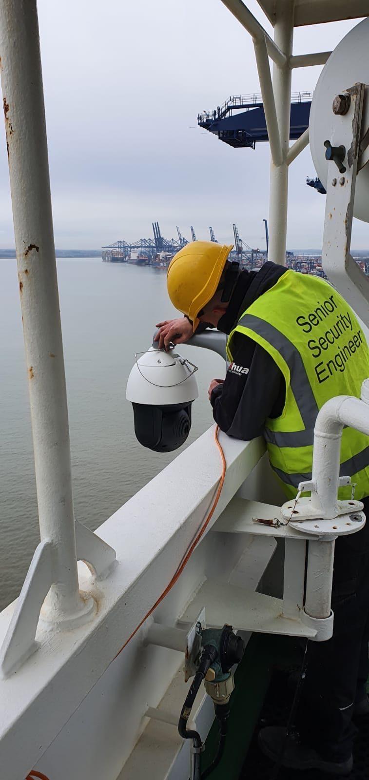 Company Image (Security Smart UK: Onboard)