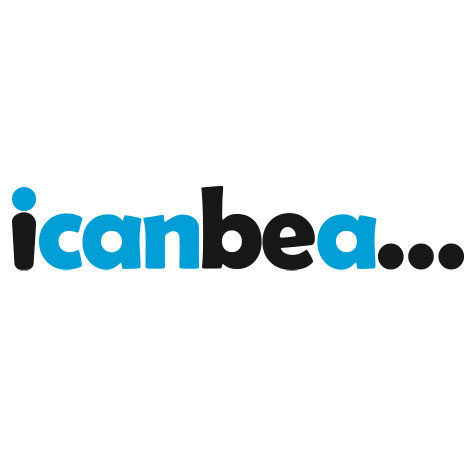 Logo: icanbea...