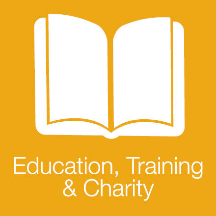 Education (Industry Icon: Book)