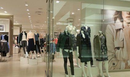 Retail  (Sector Header: Clothes Shop)