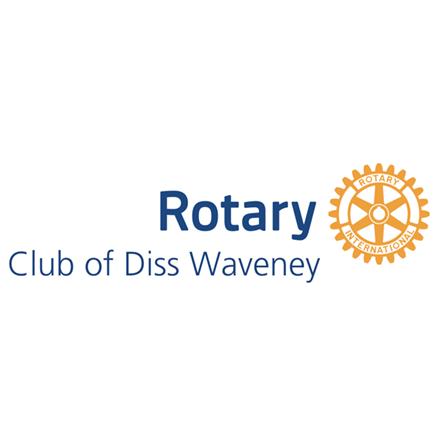 Organisation Logo (Rotary Club of Diss Waveney)