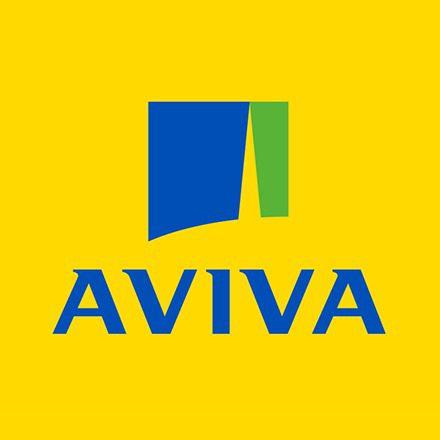 Company Logo (AVIVA)