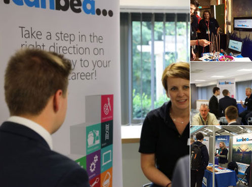 Organisation Image (icanbea...: Team Members at Workshops and Events)