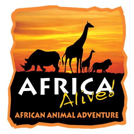 Organisation Logo (Africa Alive)
