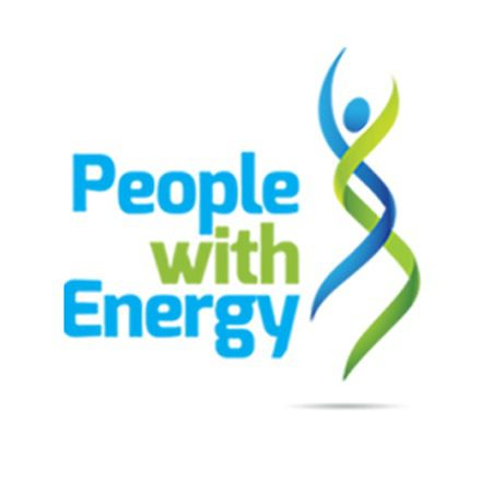 Organisation Logo (People with Energy)