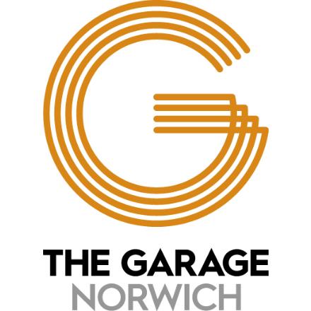 Organisation Logo (The Garage Norwich)
