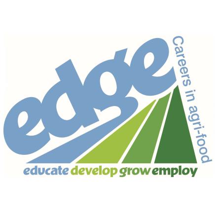Company logo (EDGE)
