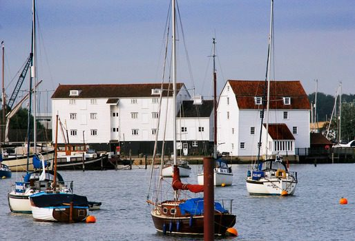 Organisation Image (Suffolk Coastal District Council: Boats, Quay / Harbour)