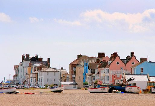 Organisation Image (Suffolk Coastal District Council: Beach & Boats)