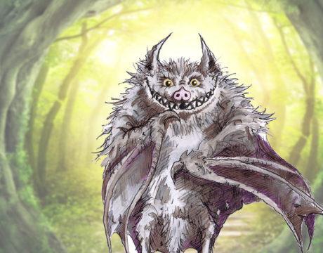 Company Image (BeWILDerwood: Character, Snagglefang)