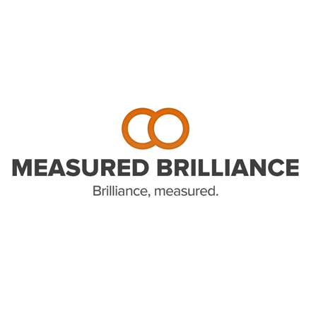 Measured Brillance logo