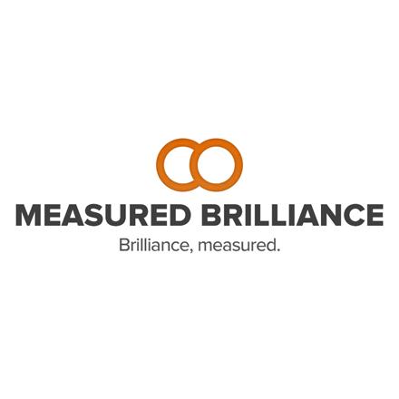 Measured Brillance logo