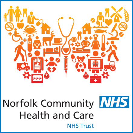 Norfolk community heath and care trust logo
