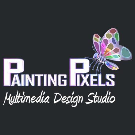 Logo Painting Pixels