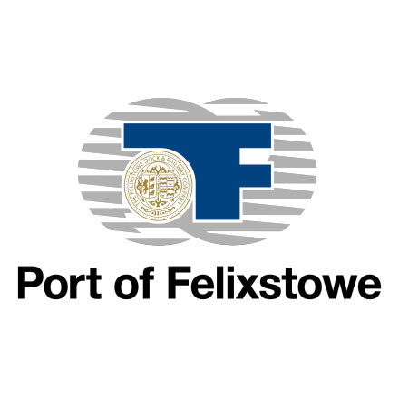 Port of Felixstowe logo