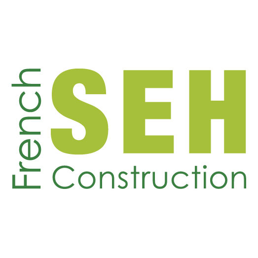 Seh French Construction Logo