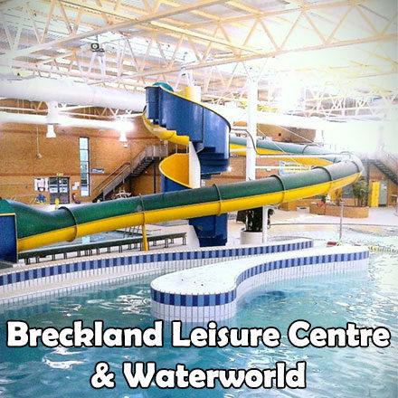 Organisation Logo (Breakland Leisure Centre & Waterworld)
