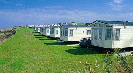 Company Image (Blue Sky Leisure: Clifftop Caravans)