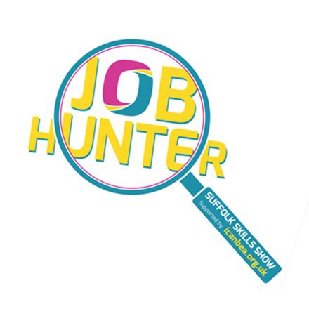 Organisation Image (Suffolk Skills Show: Job Hunter - magnifying glass)