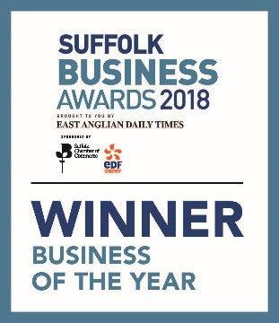 Company Image (Breheny: Suffolk Business Awards)