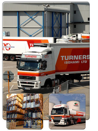Organisation Image (Turners (Soham) LTD: Trucks and Warehouse)
