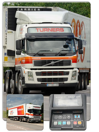 Company Image (Turners (Soham) LTD: Trucks in transit)
