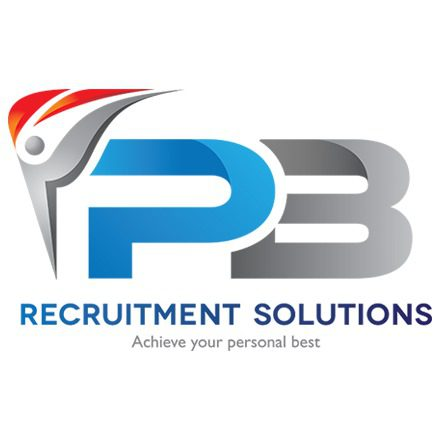 P B Recruitment Solutions Logo