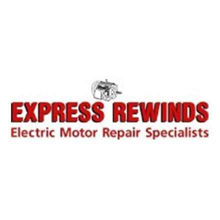 Company Logo (Express Rewinds Electric Motor Repair Specialists)