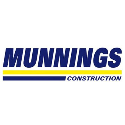 Munnings Construction Logo